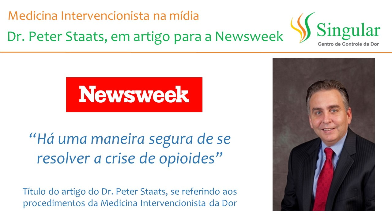 dr peter staats newsweek